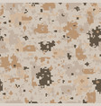 seamless camouflage pattern - fashion vector image