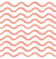 abstract wave seamless pattern wavy line stripe vector image vector image
