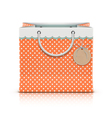 Paper shopping bag vector | Price: 1 Credit (USD $1)