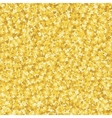 Golden Dust seamless background vector image