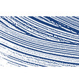 grunge texture distress indigo rough trace emine vector image