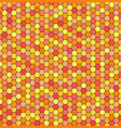 hexagon pattern seamless pattern vector image vector image