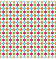 bright colorful seamless pattern for bastyle vector image