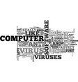 why pay when you can get free anti virus text vector image vector image