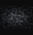 dark background overlap layer with star light vector image vector image