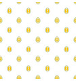 durian pattern seamless vector image vector image