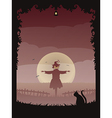 halloween poster 05 vector image