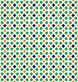 Arabic Islamic ornament geometric background vector image vector image