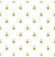avocado pattern seamless vector image