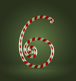 Candy cane abc 6