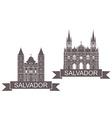 Salvador vector image vector image