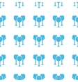 Unique Stemware seamless pattern vector image vector image