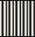 vertical simple stripes lines seamless pattern vector image