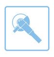 grinder icon vector image vector image