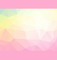 modern colored pastel background vector image vector image