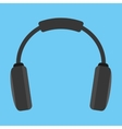 headphone gadget device design vector image