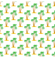 Palms pattern vector image