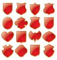 Set of shields vector | Price: 1 Credit (USD $1)