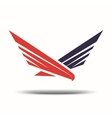 Hawk sign vector image
