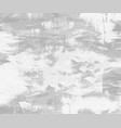gray grunge spotted halftone background vector image vector image