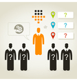 Person business4 vector image vector image