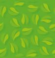 texture tree foliage - seamless pattern vector image