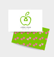 Apple logo identity