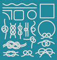 marine rope knot ropes frames cordage knots and