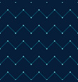 navy blue seamless pattern vector image vector image