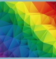 modern rainbow background vector image