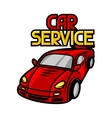 Service center business Repair vector image