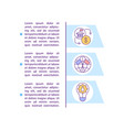 governmental institutions concept icon with text