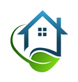 Eco house green