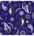 seamless pattern of nocturnal vector image