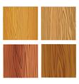 Wood grain background vector image vector image