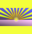 abstraction dawnbright and original abstraction vector image