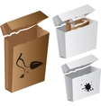 Carton box vector | Price: 1 Credit (USD $1)