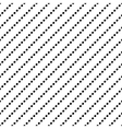 Vintage Polka Dot Seamless Pattern vector image vector image