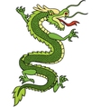 chinese dragon vector image