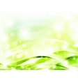 bright light green background vector image vector image