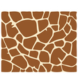 Giraffe skin pattern vector | Price: 1 Credit (USD $1)