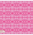 zebra background with pink stripes vector image vector image