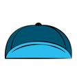 fashion cool cap vector image vector image