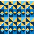 ghana african tribal kente seamless pattern vector image vector image