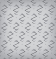 abstract steel white gray texture seamless pattern vector image vector image