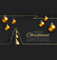 christmas card background pattern vector image