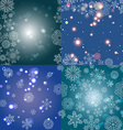 Snowflake Pattern Seamless texture Christmas and