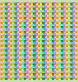 abstract geometric poligonal background design vector image