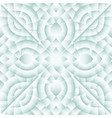 Crystal seamless pattern vector image
