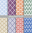 Oriental seamless pattern eps10 vector image